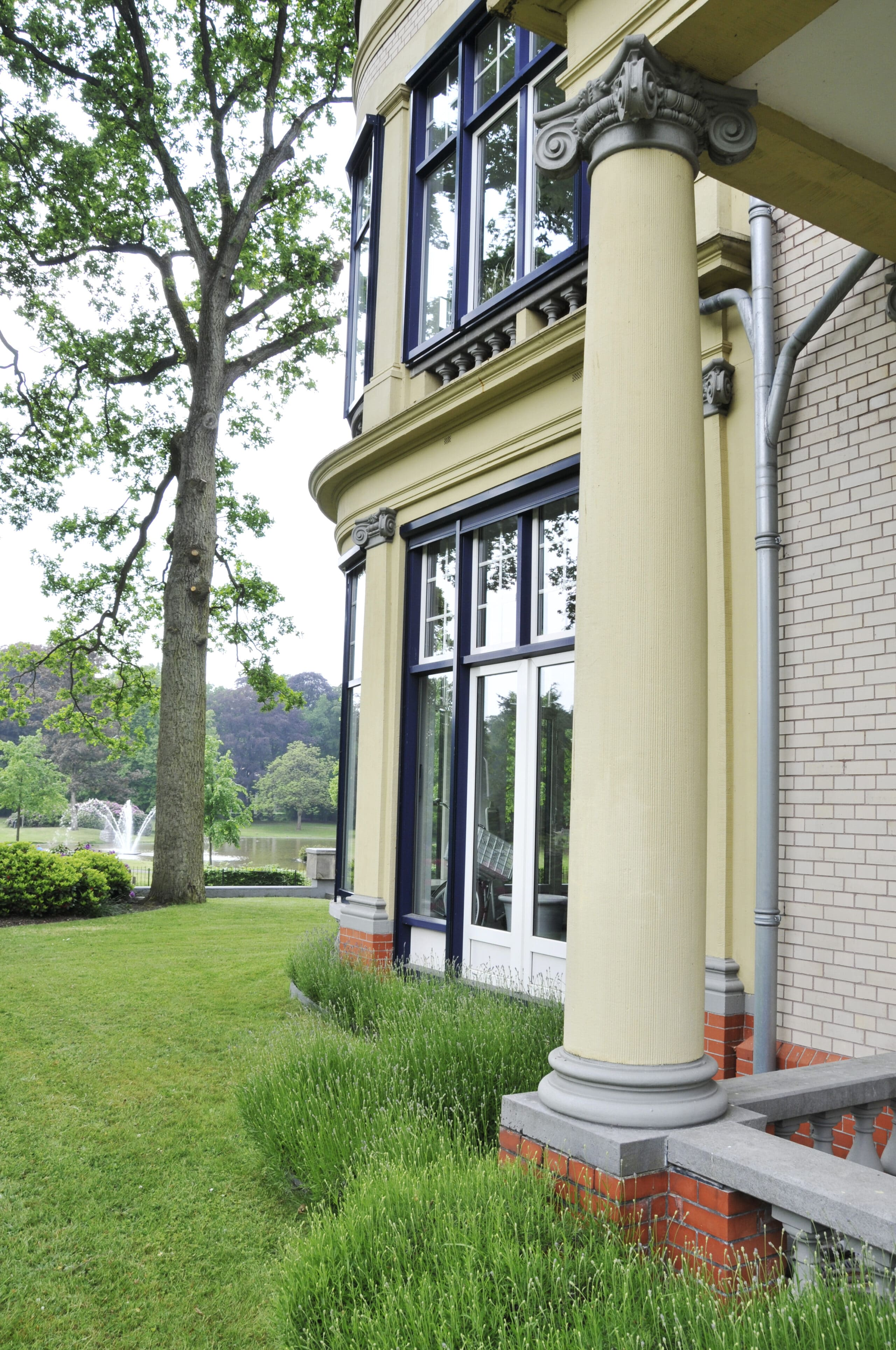 Monumentaal pand, Zandbergen Huis ter Heide.