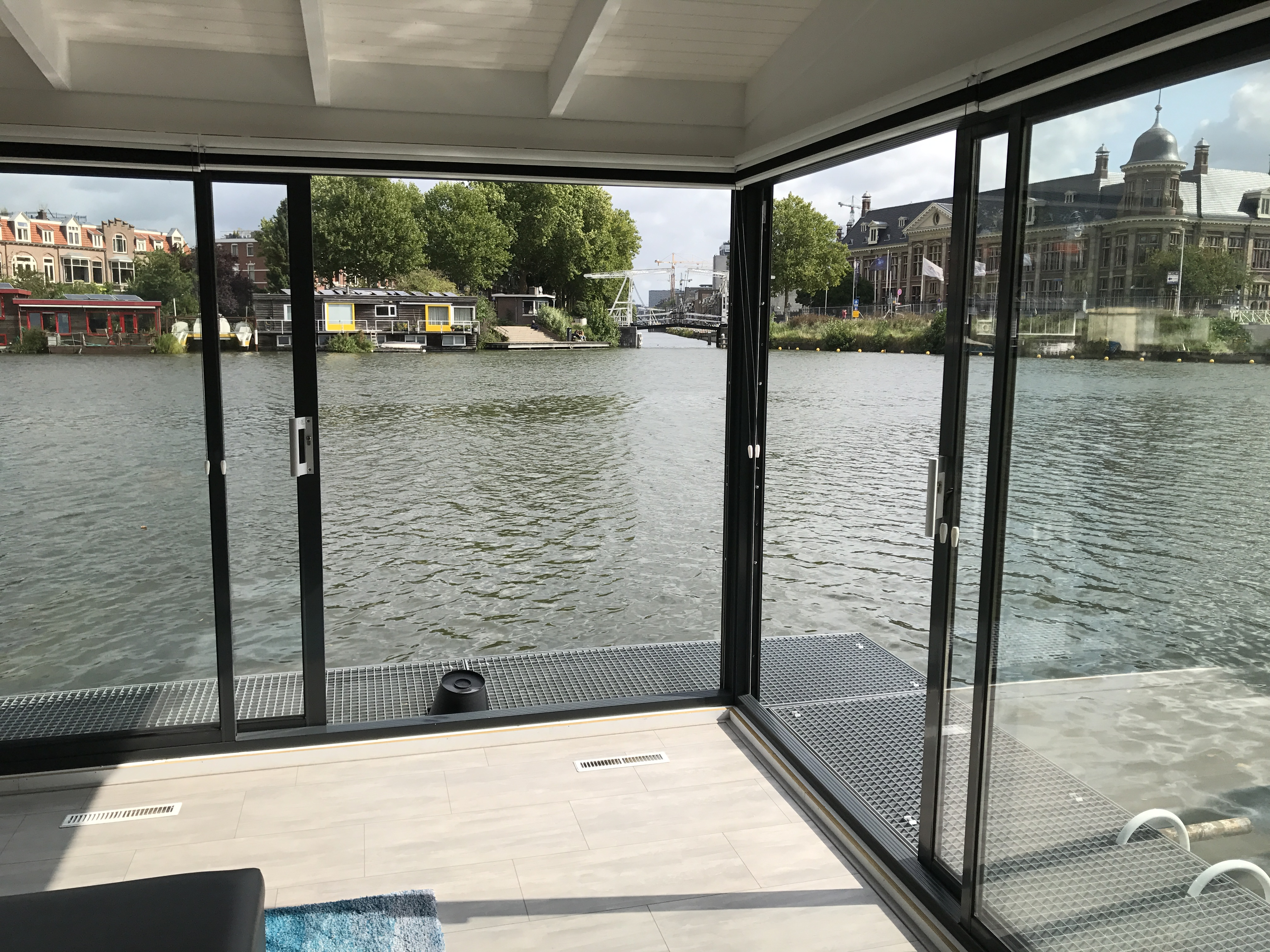 2 Schipper schuifpuien op een toplocatie te Utrecht